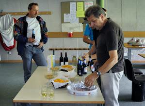 Photo: Franz Arnold, Chef SV Geissberg