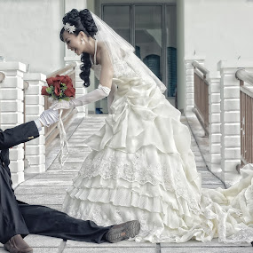 Prawedding by Ricky Inex's - Wedding Bride