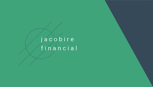 Banjoulee Analyst Front - Business Card Template