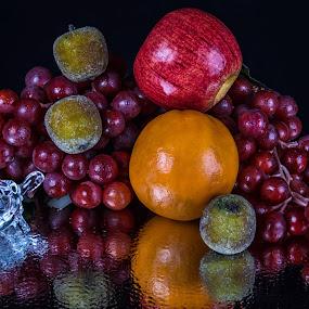Fruits by KP Singh - Food & Drink Fruits & Vegetables