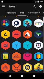 Orini - Icon Pack APK screenshot thumbnail 5