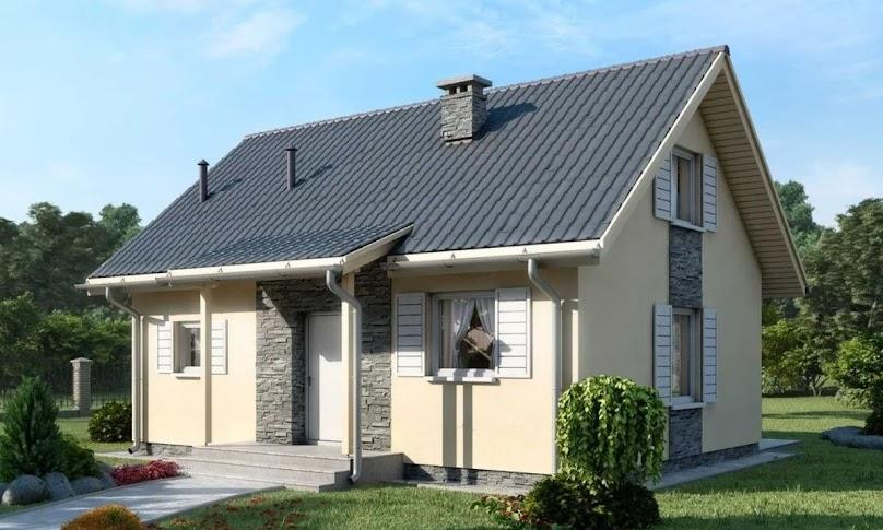 Ile kosztuje budowa domu do 70 m2?