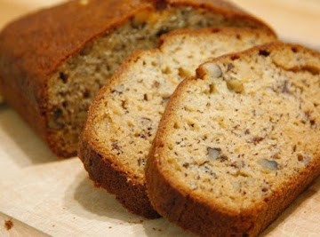 Banana Nut Bread Recipe