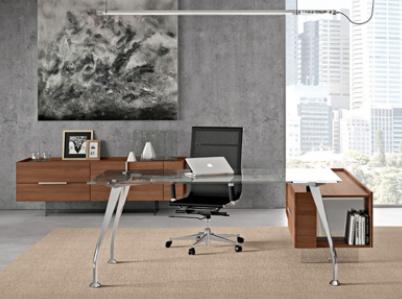 Bureau design Quadra Mobilier