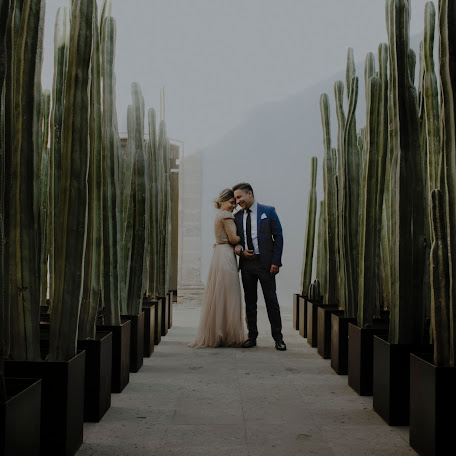 Wedding photographer Hugo Alemán (alemn). Photo of 02.02.2018