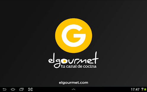 elgourmet- screenshot thumbnail
