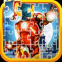 Jigsaw SuperHero Puzzle icon