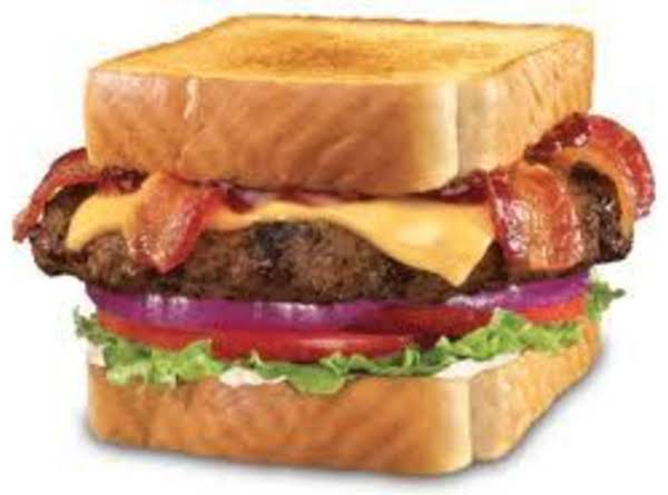 Bobs Ultamet Burger. Recipe
