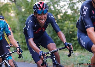 Giro en Vuelta-organisatie hengelen naar komst van Egan Bernal