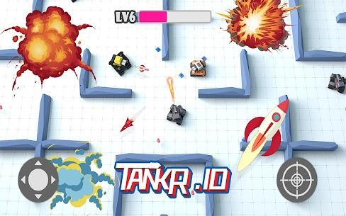 Tankr.io – Tank Realtime Battle MOD (Unlimited Money/Diamonds) 4
