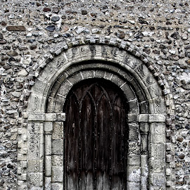 St A west door by Michael Moore - Buildings & Architecture Architectural Detail (  )