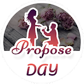 Propose Day 2018 Wishes Greetings & Stickers