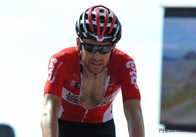 Fantastisch!! Armée wint bergrit in de Vuelta!