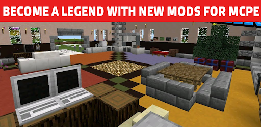 Decoration For MCPE Apps Bei Google Play - Minecraft haus bauen mit keller