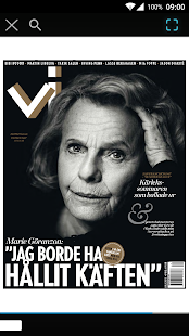 Tidningen Vi- screenshot thumbnail