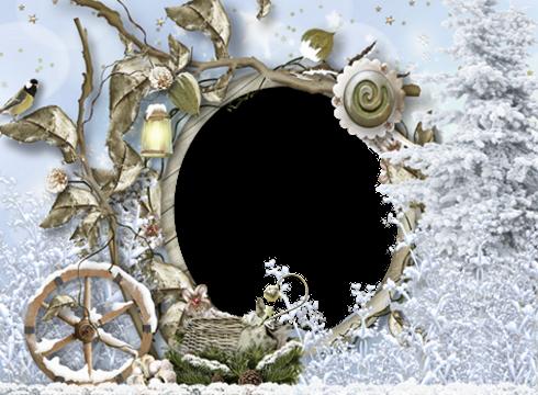 Christmas Frames V2 - screenshot