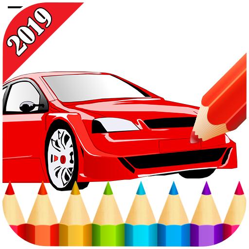rennwagen malvorlagen instagram  zeichnen und färben