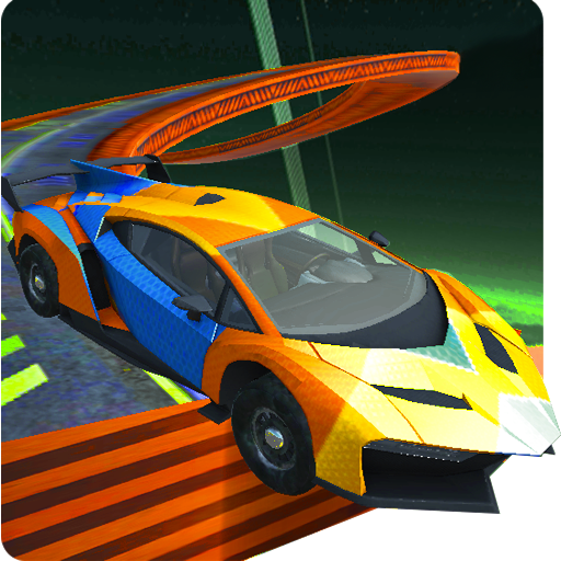 Impossible Driving MegaRamp Stunt (game)
