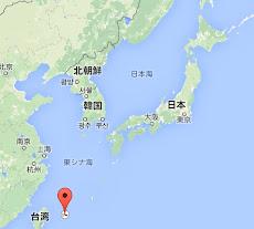 地図:かりゆし倶楽部ホテル石垣島