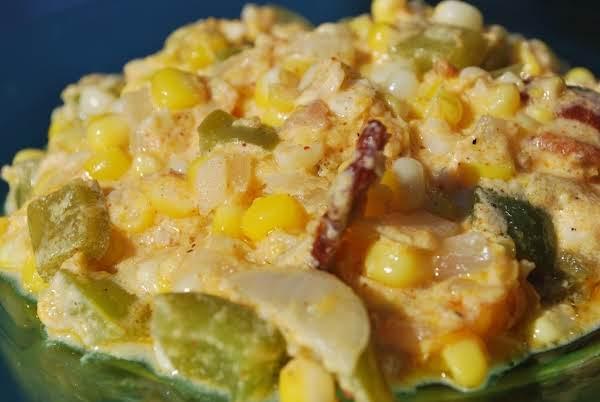 Mexican Cheesy Corn Recipe