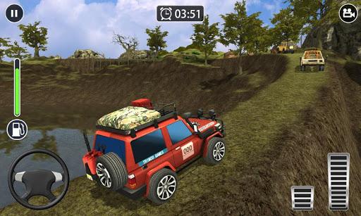 Traffic Car Racing - Off Road King 2019  screenshots 1