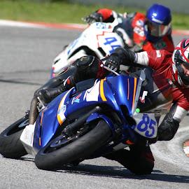 On Kyalami racetrack  by Visage Photography - Sports & Fitness Motorsports