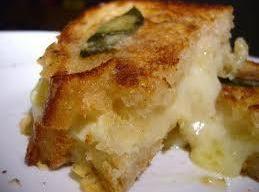 Quinn's Italian Grilled Cheese Sandwiches Recipe