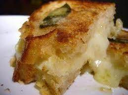 Quinn's Italian Grilled Cheese Sandwiches Recipe