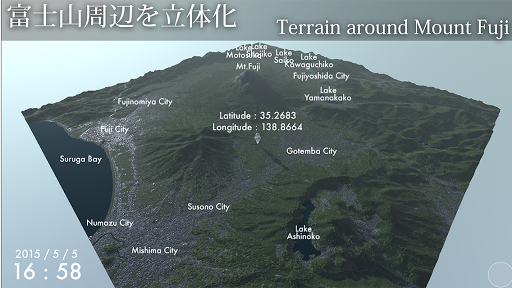 Mount Fuji Viewer