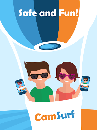 Camsurf: Chat Random & Flirt 6.4.4 screenshots 14