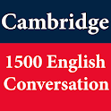 Cambridge English 1500 Conversation icon