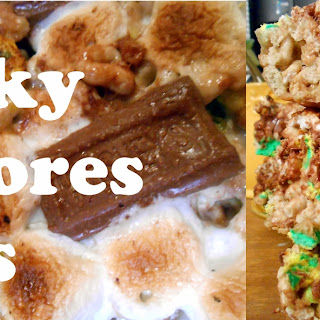 Lucky S'mores Bars