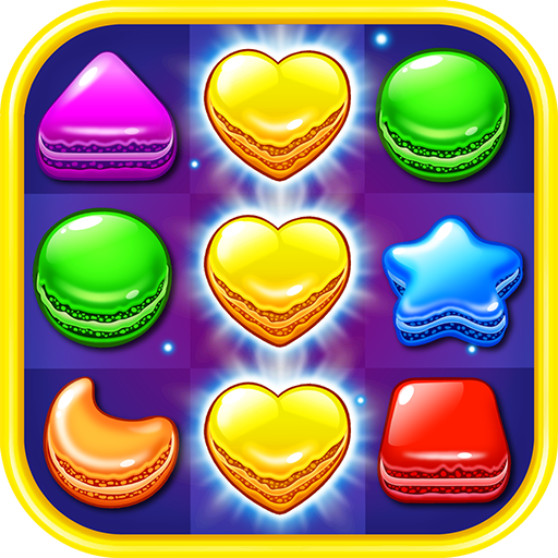 キャンディーゼリー 解謎 App LOGO-硬是要APP