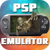 Emulator for PSP Games