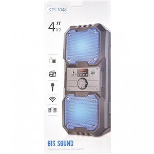 Boxa portabila Bluetooth, Card SD, AUX, USB, KTS-1048