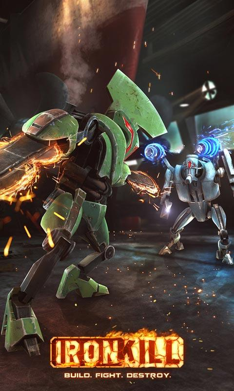 %name Iron Kill: Robots vs Robots v1.5.106 MOD APK + DATA