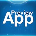 プレビューアプリ icon