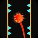 Control Wall Ball - Falling Arcade icon