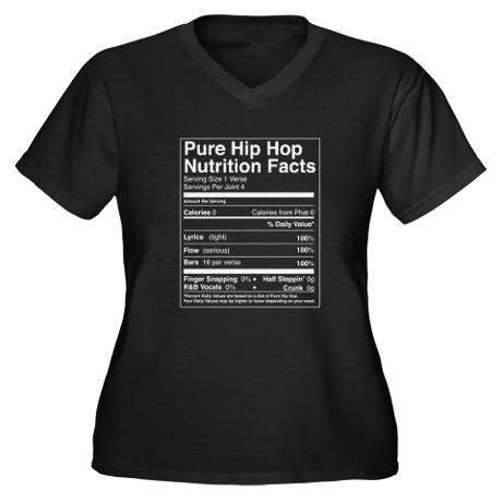 hip hop nutrition facts