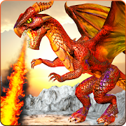 Dragon Simulator Attack 3D Game