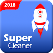 Super Cleaner - Battery Saver, Quick Phone Booster