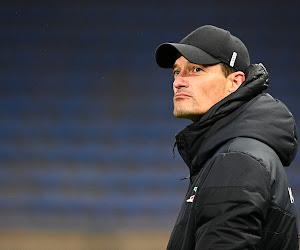 Alexander Blessin confiant avant de défier Charleroi