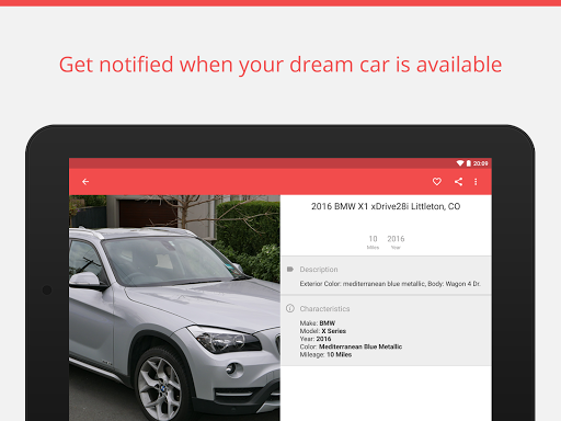 Used cars for sale - Trovit 4.47.5 screenshots 8