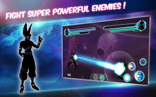 Shadow Saiyan: Dragon Goku The Super Hero Warrior for PC