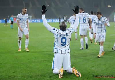 Ligue des Champions: Romelu Lukaku parmi les nominés pour le titre de joueur de la semaine