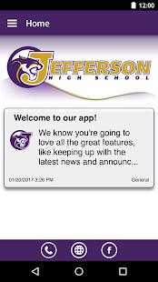 Jefferson High School Panthers - náhled