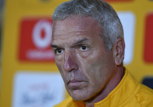 'Ernst loves an adventure': Middendorp joins Saint George in Ethiopia
