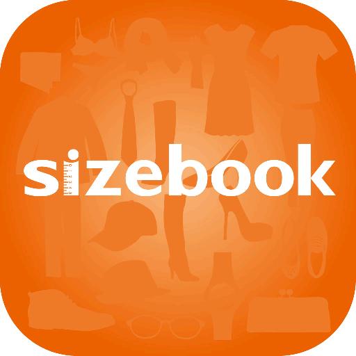 sizebook -通販のサイズ不安を解消する採寸アプリ- 購物 App LOGO-硬是要APP