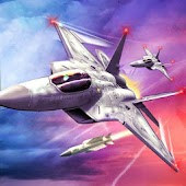 Jet Fighter Battle - War, Race