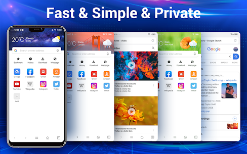 Web Browser & Web Explorer Apk  Download For Android 1